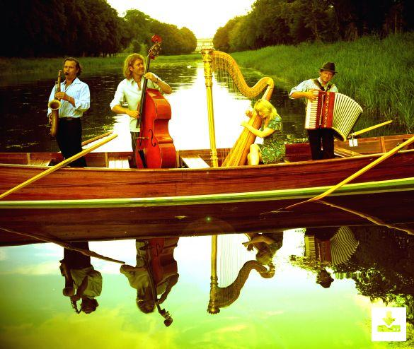 Pressefoto Quadro Nuevo Programm ''Schöne Kinderlieder''
