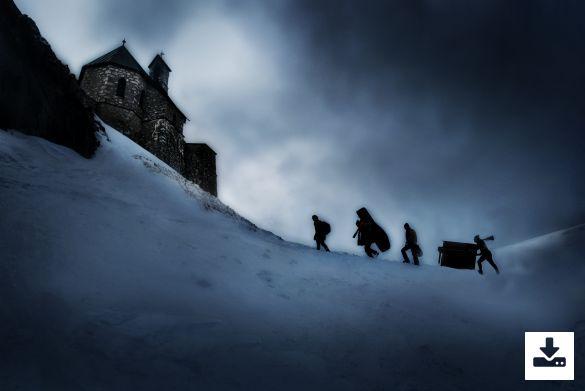 Press Picture Quadro Nuevo Programme ''Weihnacht''