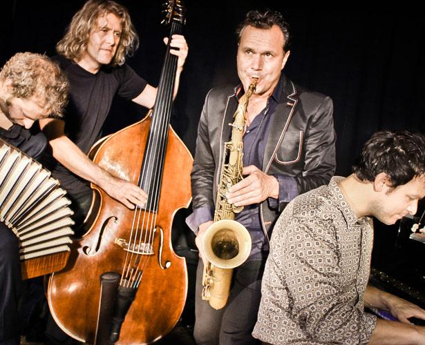 Pressefoto Quadro Nuevo  ''Ragazzo Music''