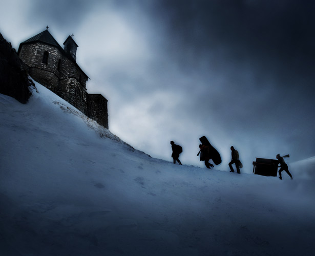 Pressefoto Quadro Nuevo  ''Das Weihnachtskonzert''