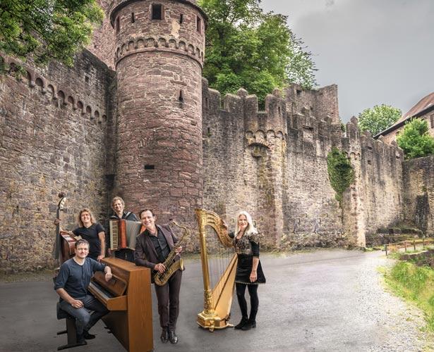 Pressefoto Quadro Nuevo  ''Wunder Welt Musik''