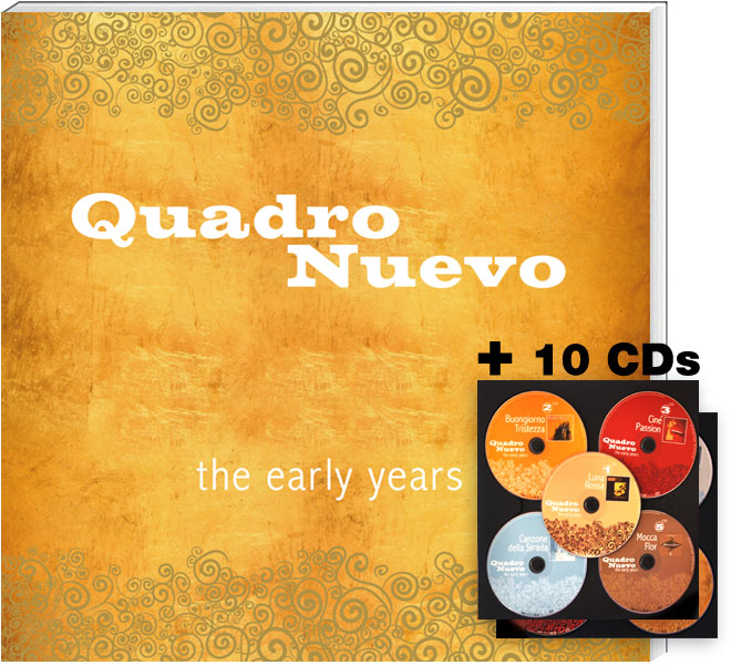 Buch Quadro Nuevo Earbook the early years