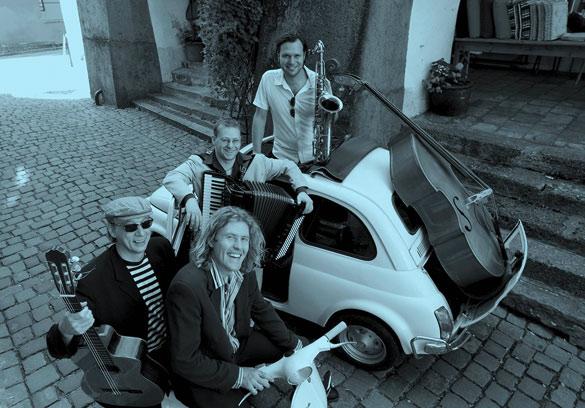 CD Quadro Nuevo Canzone della Strada