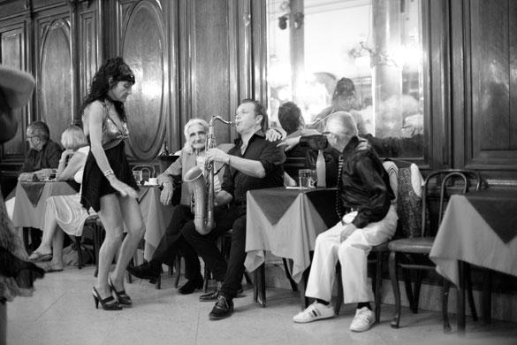 Hörbuch Quadro Nuevo Tango