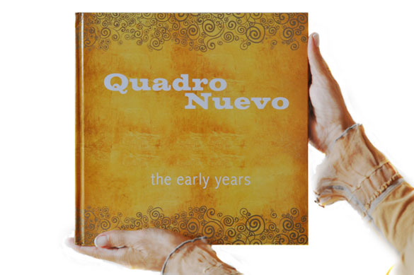 Earbook Quadro Nuevo The early years