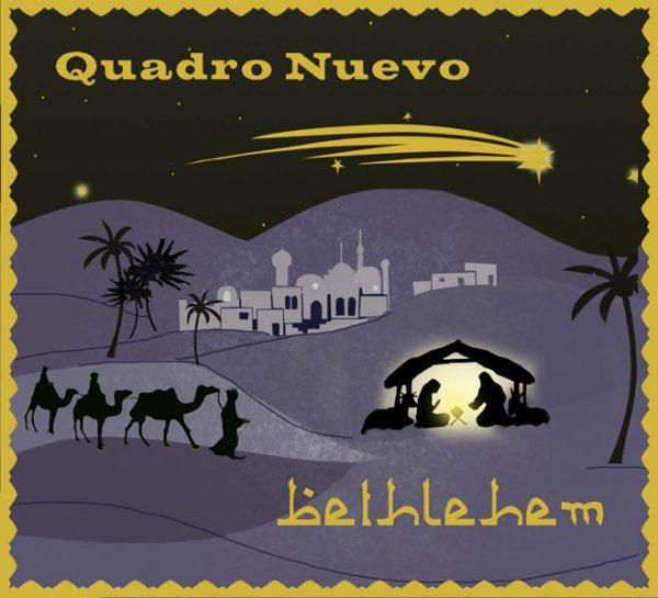 CD Quadro Nuevo Bethlehem