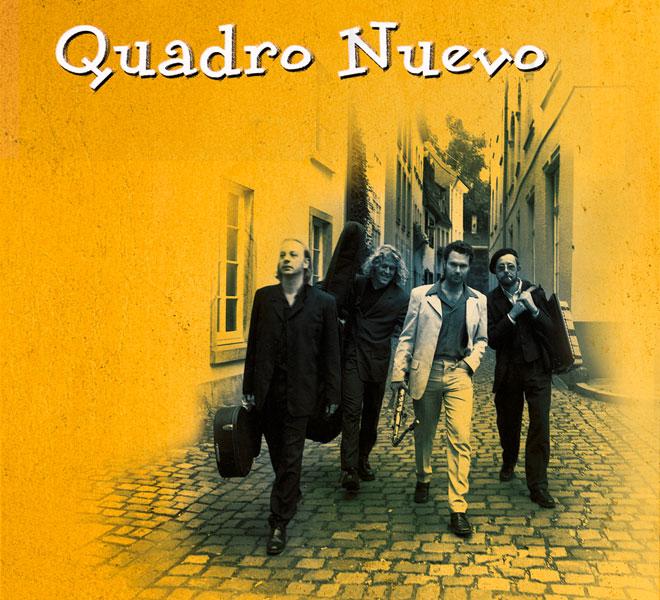 CD Quadro Nuevo Buongiorno Tristezza