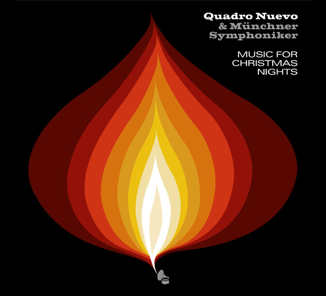 CD Quadro Nuevo Music for Christmas Nights