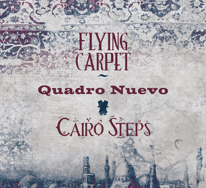 CD Quadro Nuevo Flying Carpet