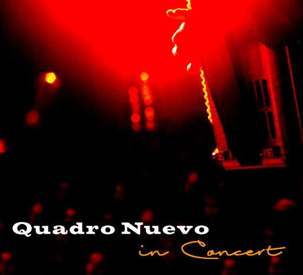 CD Quadro Nuevo in Conert