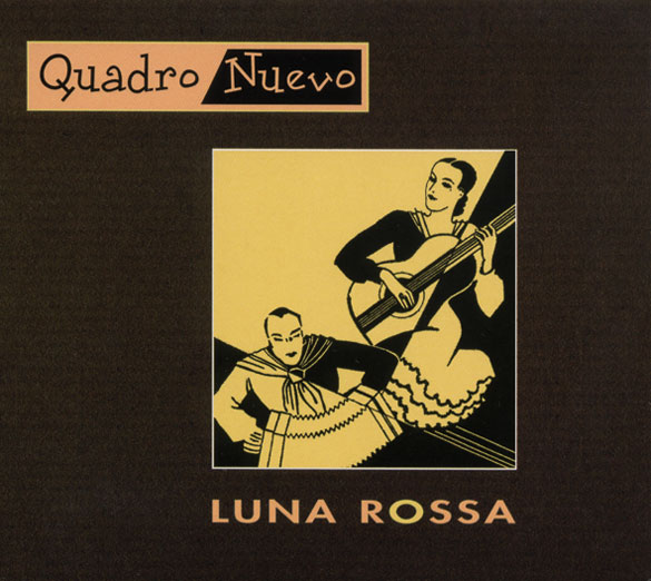 CD Quadro Nuevo Luna Rossa