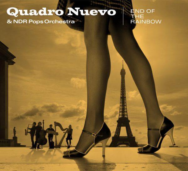 CD Quadro Nuevo End of the Rainbow