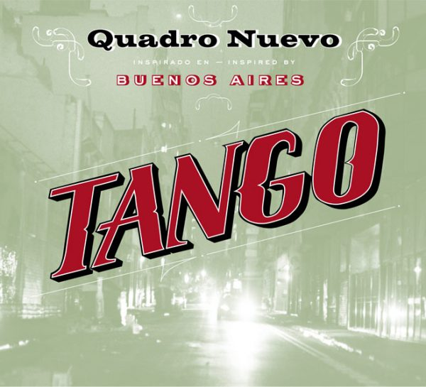 CD Quadro Nuevo Tango