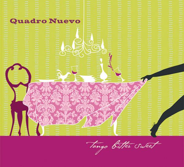CD Quadro Nuevo tango bitter sweet