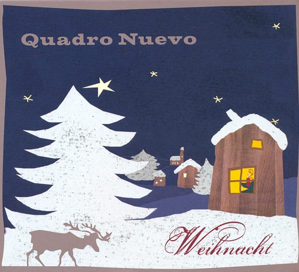 CD Quadro Nuevo Weihnacht