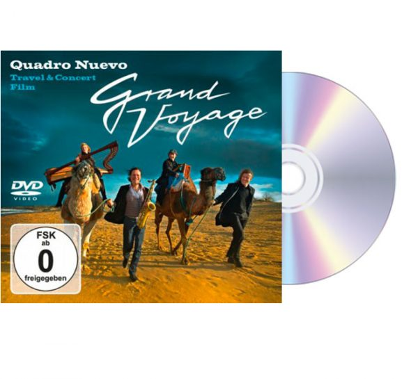 DVD Quadro Nuevo