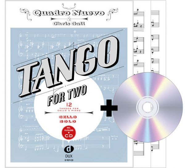 Noten Quadro Nuevo Tango for Two