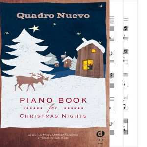 Piano Book Christmas Nights