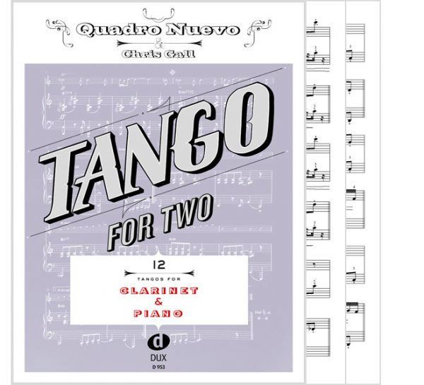 Noten Quadro Nuevo Tango for Two