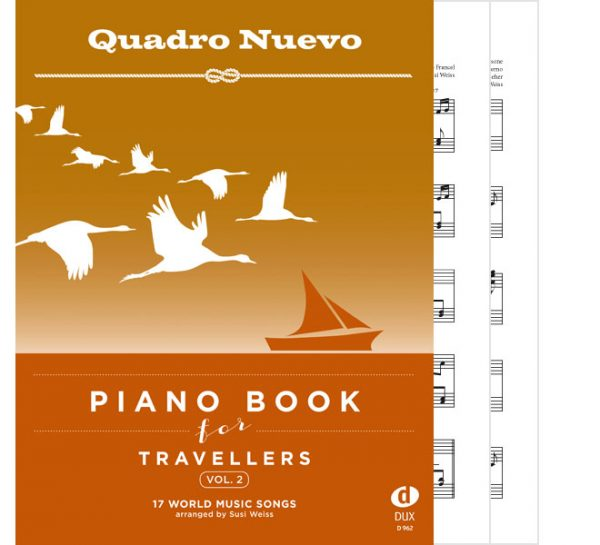 Piano Book for Travellers Vol. 2