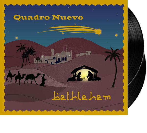 Doppel-LP Quadro Nuevo Bethlehem