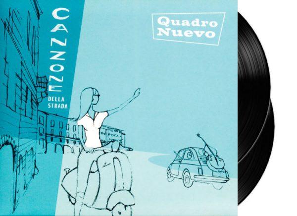 Doppel-LP Quadro Nuevo Canzone della Strada
