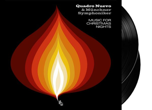 Doppel-LP Quadro Nuevo Music for Christmas Nights