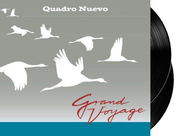 Doppel-LP Quadro Nuevo Grand Voyage