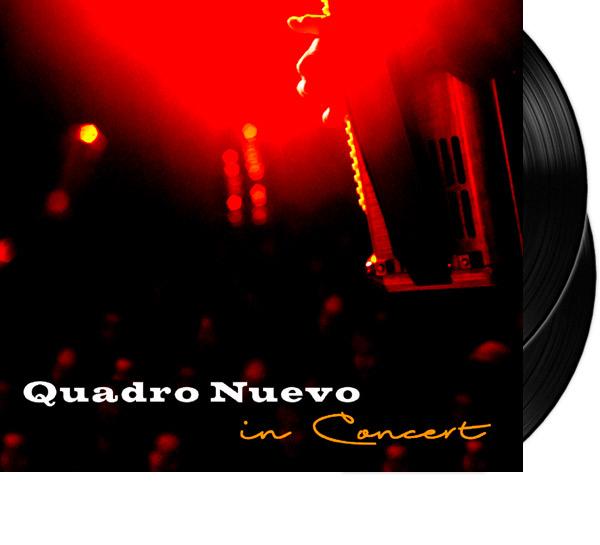 Doppel-LP Quadro Nuevo in Concert