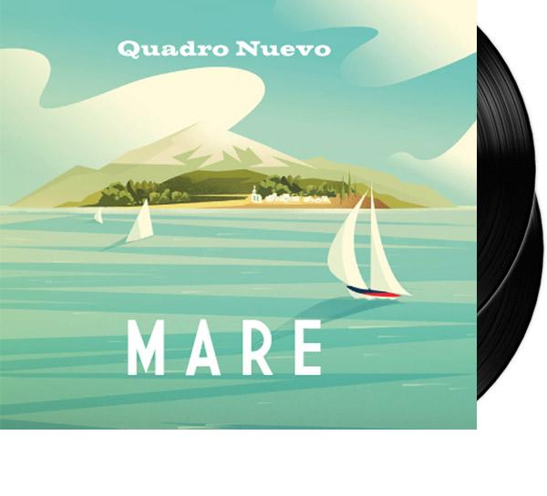 Quadro Nuevo - Doppel-LP Mare