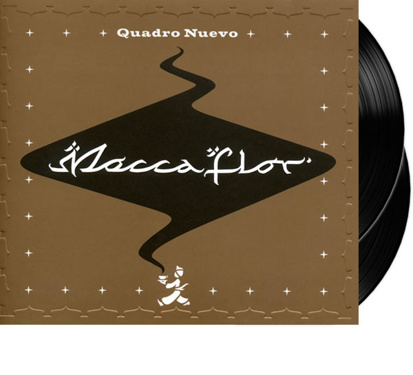 Doppel-LP Quadro Nuevo Mocca Flor