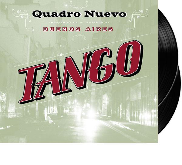 Doppel-LP Quadro Nuevo Tango