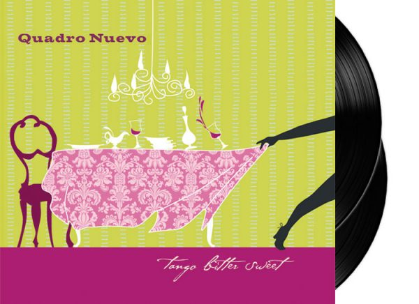 Doppel-LP Quadro Nuevo tango bitter sweet