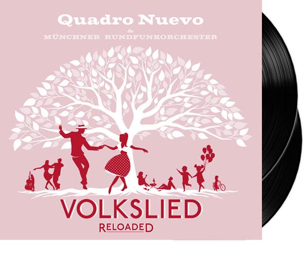 Doppel-LP Quadro Nuevo Volkslied Reloaded