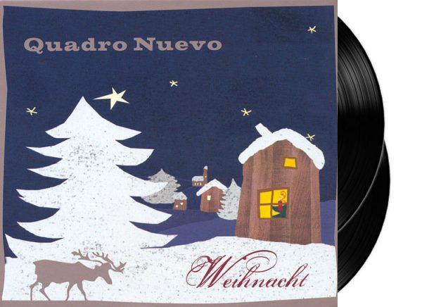 Doppel-LP Quadro Nuevo Weihnacht