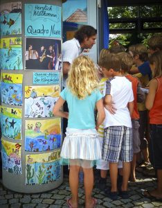 Quadro Nuevo Kinderprogramm